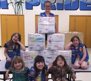 girl scouts honor hometown heroes gsco