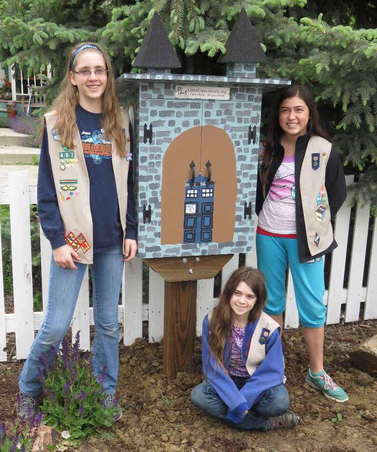 find girl scout troop near me Ways to volunteer be the troop leader that supports her every week—the one that watches her smile get bigger as she grows more confident mentor a girl scout.