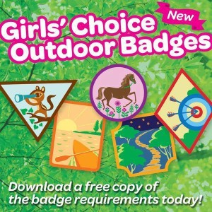 download the requirements for the new outdoor badges gsco