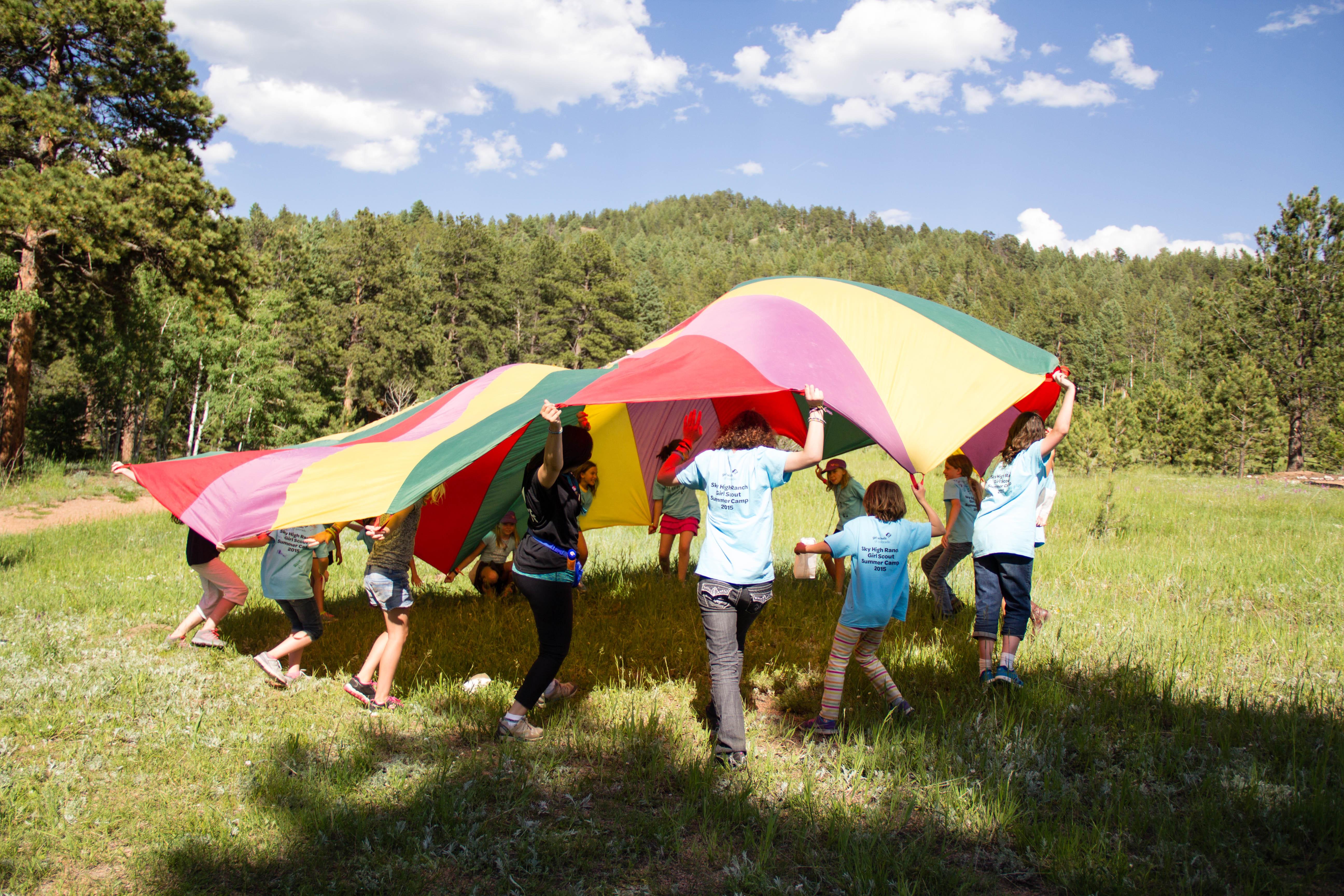 camping essay