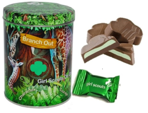 Branch Out Tin
