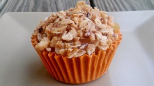 Toffee Apple Crumble Cups Pic