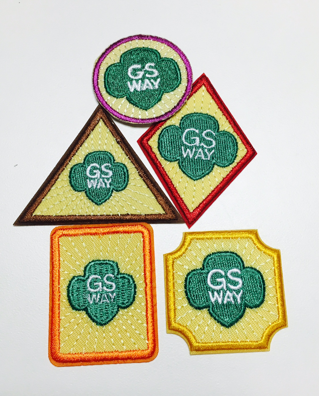 girl scout way badge workshop celebrates traditions gsco
