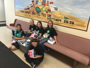 Pueblo Girl Scouts earn Highest Awards