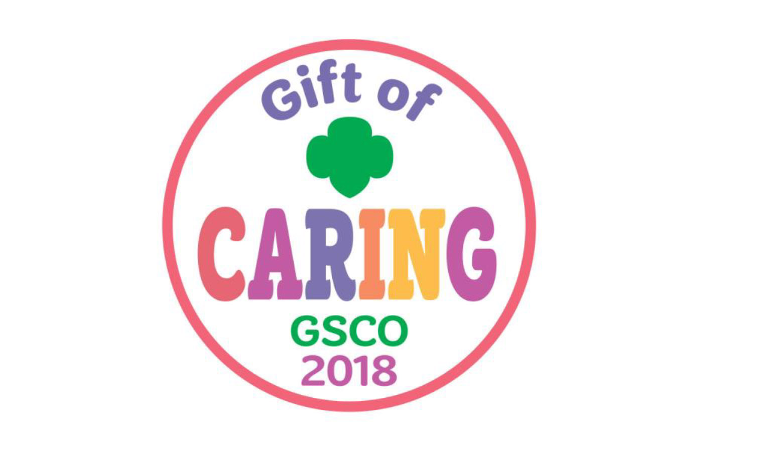 Salute America's heroes by selling 50 (or more) packages of Gift of Caring Girl Scout Cookies between Sunday, Feb. 4, and Sunday, March 11, 2018.