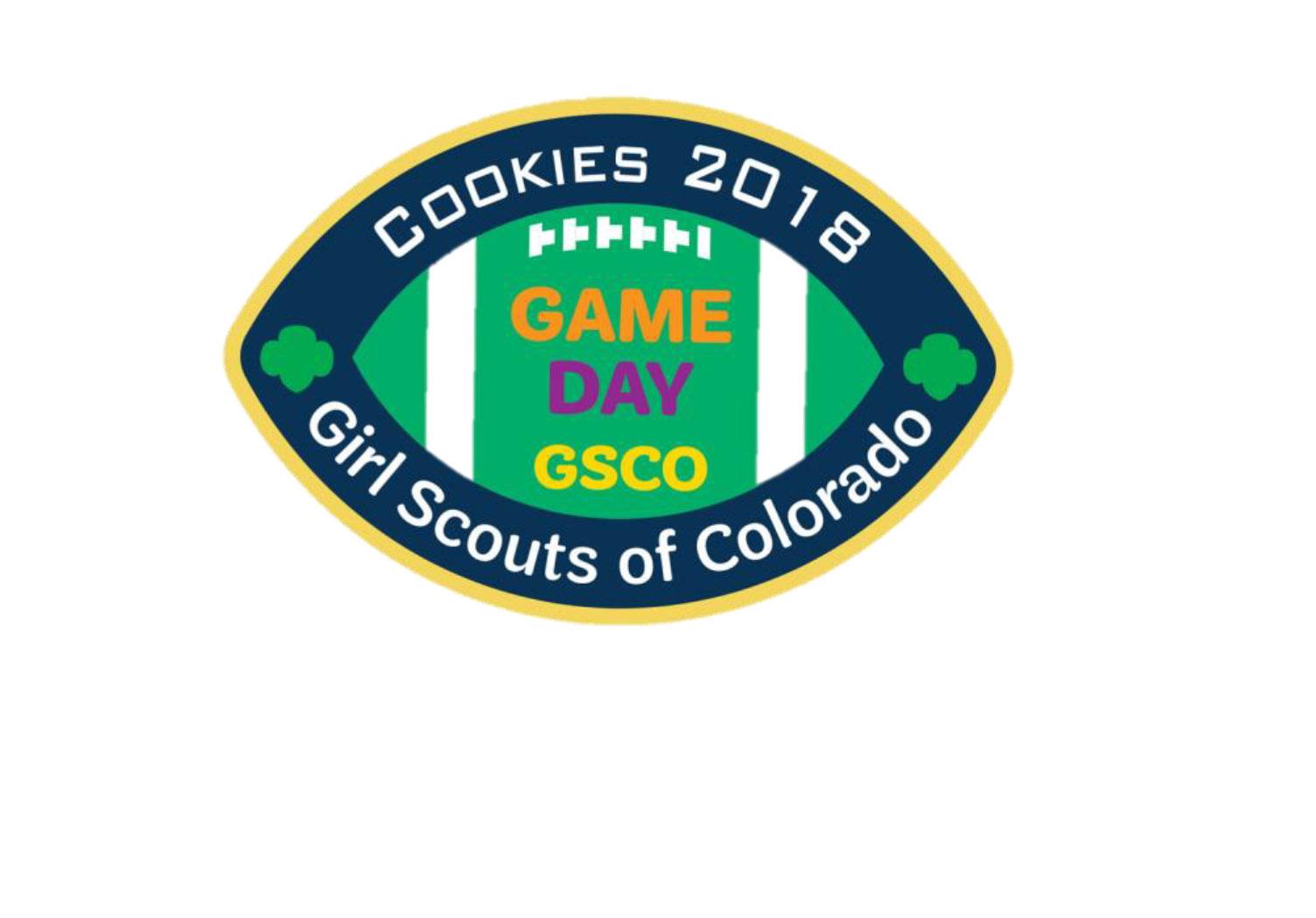 cookies volunteers gsco