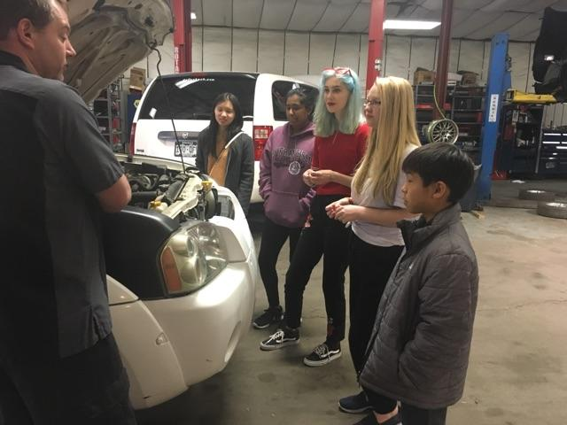 Learning About Cars Gsco