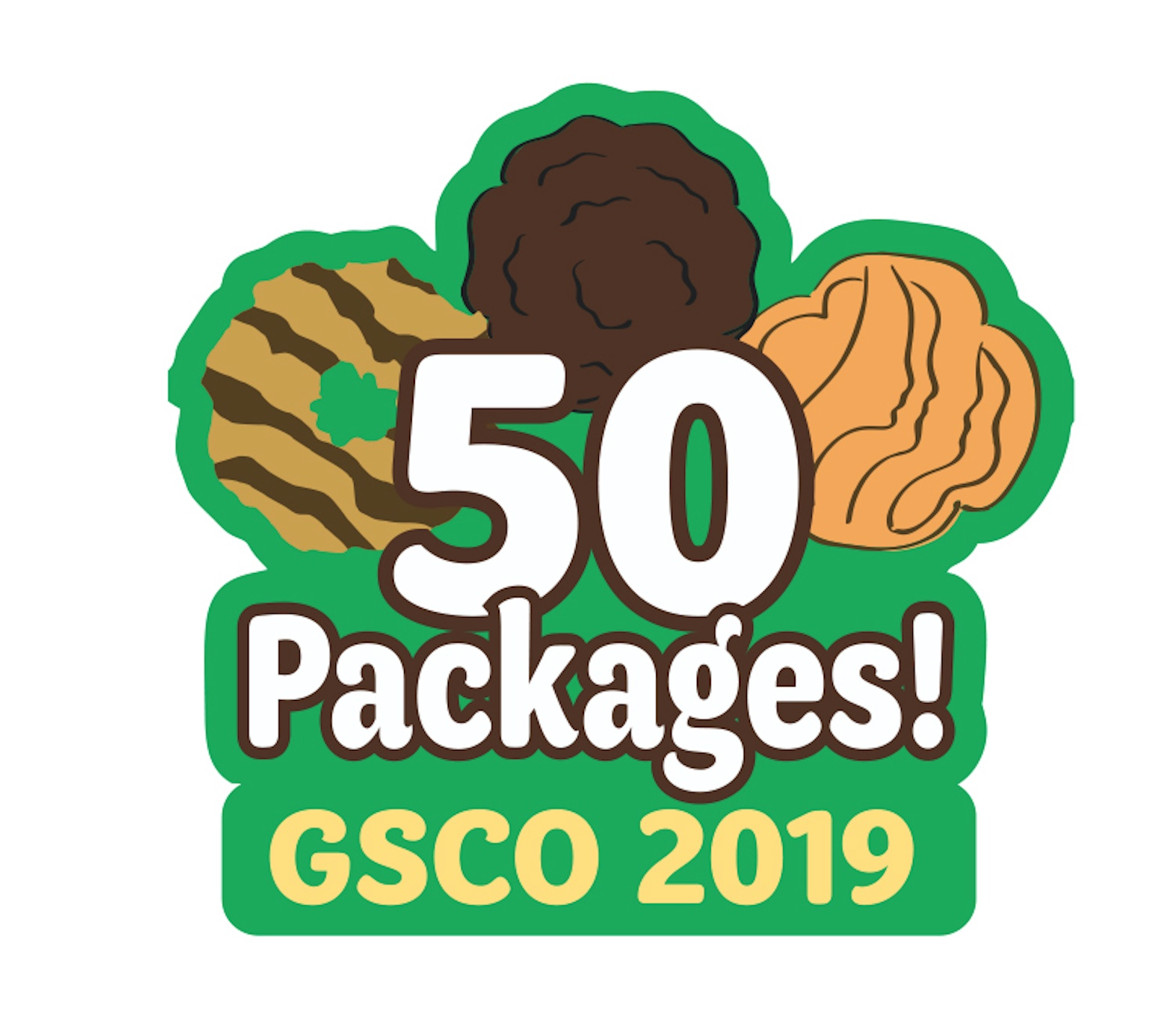 cookie patches | GSCO